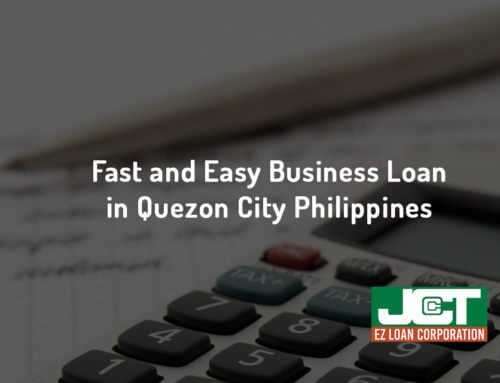 Fast and Easy Business Loan in Quezon City Philippines