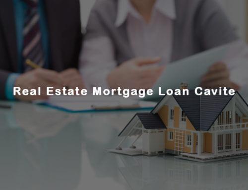 Real Estate Mortgage Loan Cavite
