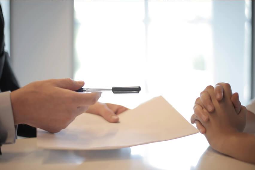 collateral vs non collateral loan